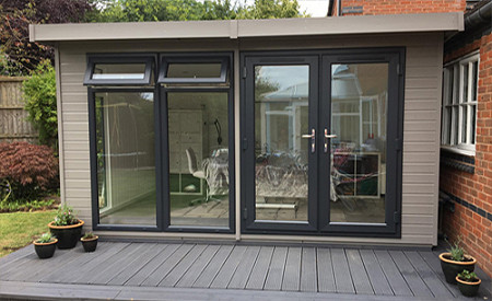 ELITE GARDEN ROOMS